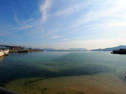地御前漁港