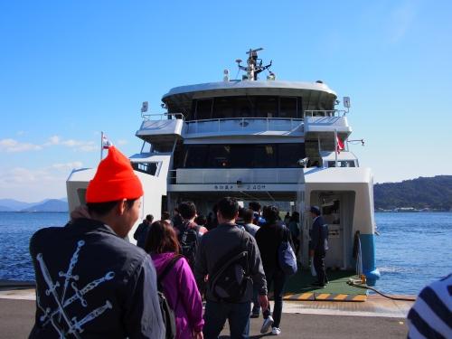 宮島へ行ってきました – その1 –