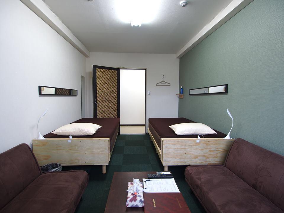 瀬戸内海の美しい景色が楽しめる新・客室「ツインルーム」が完成!