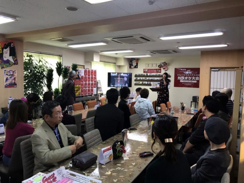 廿日市カラオケ大会