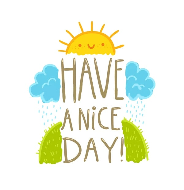 have a niceday