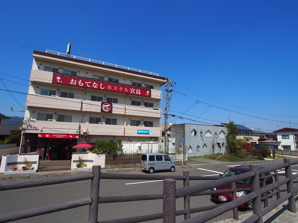 宮島・廿日市市で宿泊するなら地御前がおすすめ!